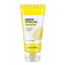 Пенка для умывания с экстрактом лимона, 120 г