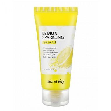 Пилинг-скатка для лица с экстрактом лимона, 120 мл — Lemon Sparkling Peeling Gel