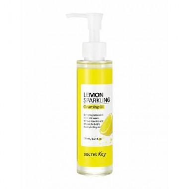 Гидрофильное масло для очищения с экстрактом лимона, 150 мл — Lemon Sparkling Cleansing Oil