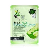 Увлажняющая тканевая маска для лица Shelim Ultra Hydrating Essence Mask Aloe Shelim