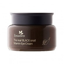 Крем для кожи вокруг глаз витаминный с экстрактом чёрной улитки, 100 мл