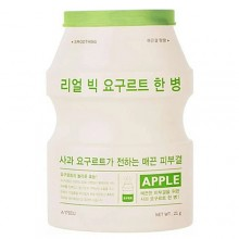Йогуртовая маска для лица с экстрактом яблока, 21 мл