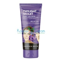 Маска-пленка очищающая Twilight Violet Purifying Mask-Peel-off Type Yeppen Skin, 100 г