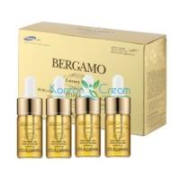 Сыворотка ампульная с золотом, коллагеном и экстрактом икры (4 ампулы) Luxury Gold Collagen & Caviar Ampoule Set (4 pcs) Bergamo