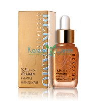 Сыворотка ампульная S9 с коллагеном Specialist S.Nine Collagen Ampoule BERGAMO, 30 мл