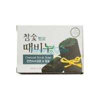 Отшелушивающее мыло с древесным углем Charcoal Stain Remover Soap Charcoal Stain Remover Soap, 100 г