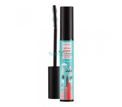 Тушь удлиняющая Night View Long Lash Mascara EUNYUL, 7 мл