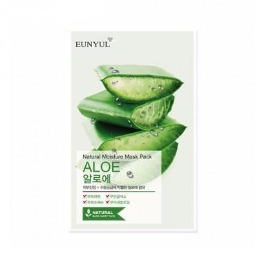 Маска тканевая с экстрактом алоэ, 22 мл — Natural Moisture Mask Pack Aloe