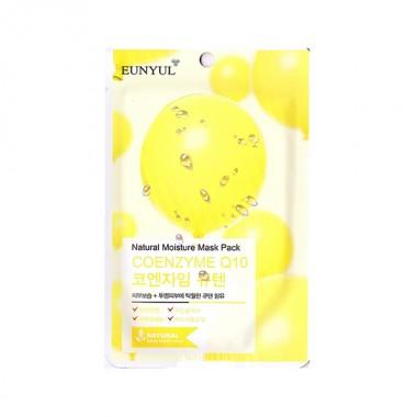 Маска тканевая с коэнзимом Q10, 22 мл — Natural Moisture Mask Pack Coenzyme