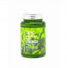 Многофункциональная ампульная сыворотка с зелёным чаем, 250 мл
