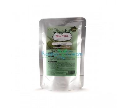 Альгинатная маска с экстрактом чайного дерева Tea Tree Modeling Mask INOFACE, 200 гр