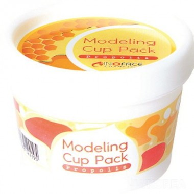 Альгинатная маска с прополисом, 15 г — Modeling Cup Pack Propolis
