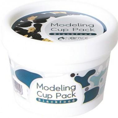 Альгинатная маска с древесным углем, 15 г — Modeling Cup Pack Blackfood