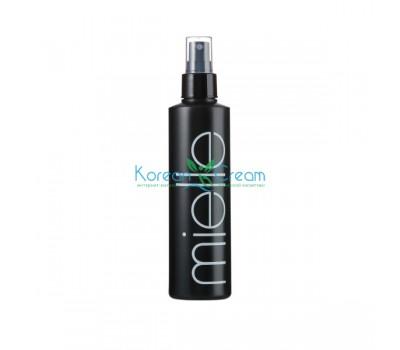 Спрей-бустер для разглаживания волос термозащитный Black Iron Booster Mielle Professional, 250 мл