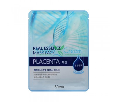 НАБОР: Тканевая маска с плацентой, 25мл, Jluna, 3 шт