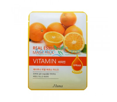 Тканевая маска с витаминами, 25мл, Jluna