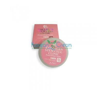 Питательный крем с коллагеном SANGTUMEORI Collagen Stem Cell Clinic Nourishing Cream JUNO, 100 г