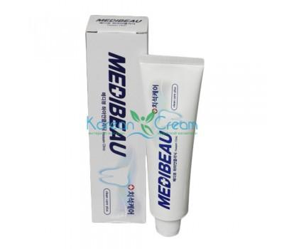 Отбеливающая зубная паста, 120г, MEDIBEAU