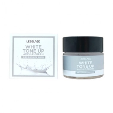 Ампульный крем, выравнивающий тон лица, 70 мл — White Tone Up Ampule Cream