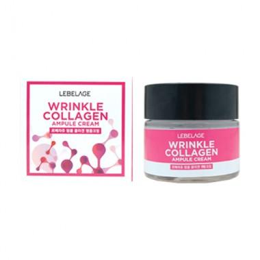 Ампульный крем антивозрастной с коллагеном, 70 мл — Wrinkle Collagen Ampule Cream