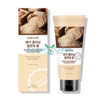Пенка для умывания с экстрактом коричневого риса Brown Rice Cleaning Cleansing Foam LEBELAGE, 180 мл