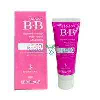 Солнцезащитный ВВ-крем SPF50/PA+++ 4Season BB Cream LEBELAGE, 30 мл