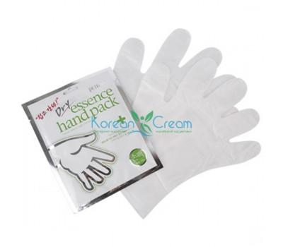 Смягчающая питательная маска для рук Dry Essence Hand Pack PETITFEE