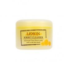 Очищающий гидрофильный сорбет с экстрактом лимона, 100 мл
