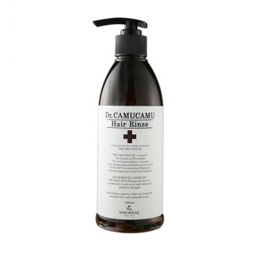 Бальзам для волос с экстрактом ягод каму-каму, 400 мл — Dr.Camucamu Hair Rinse
