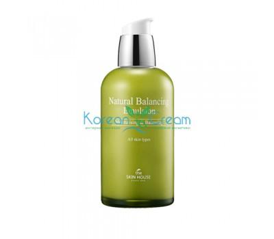 Балансирующая эмульсия Natural Balancing Emulsion The Skin House, 130 мл