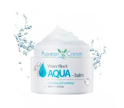Крем для глубокого увлажнения кожи лица Water Block Aqua Balm The Skin House, 50 мл