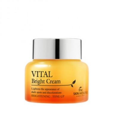 Крем для сияния кожи Vital Bright The Skin House, 50 мл