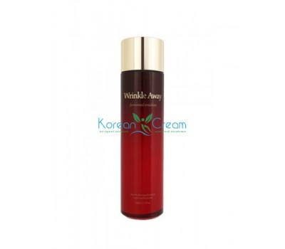 Обновляющая эмульсия с экстрактом галактомисиса Wrinkle Away Fermented Emulsion The Skin House, 150 мл